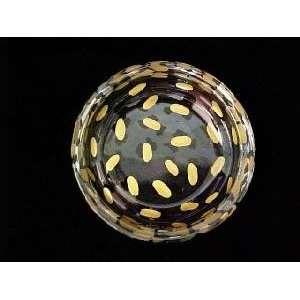 Gold Leopard Design   Coaster   3.75 inch diameter  Sports