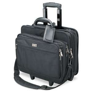Premier Laptop Case on Wheels, Nylon, 16 1/2 x 8 1/2 x 15