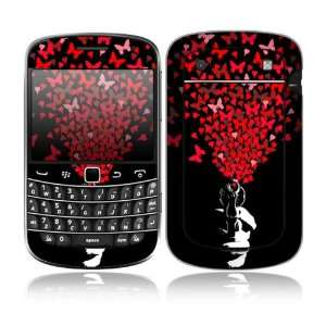 Bold 9900/9930 Decal Skin Sticker   The Love Gun Everything Else