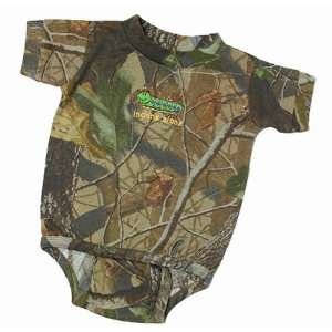 Lil Joey Kritters Infant Boys Diaper Shirt with