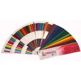PPG Vibrance Custom Paint COLOR CHARTS/CHIPS Auto/Car