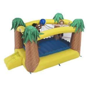 Bounce Round Kids Beach Bounce House 9 x 7 Feet Bouncer