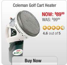 Portable Propane Heater Golf Cart Heater Fits In Cup