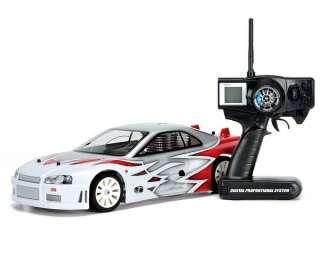 Schumacher Nitro Fusion 28 Turbo RTR Touring Car w/2.4GHz Radio System