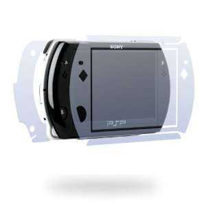 Case Mate Sony PlayStation PSP Go Clear Armor Handheld