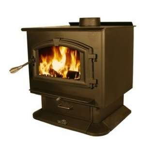 US Stove  WOOD STOVE WITH BLOWER, MOBILE HOME APPROVED, EPA CERTIFIED