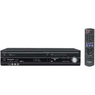 Panasonic DMR EZ48VK 1080p Upconverting VHS DVD Recorder w/ATSC