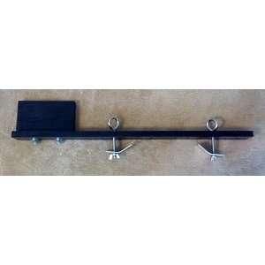 Black Canoe Motor Mount Multi Position Trolling Motor