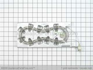 WHIRLPOOL Dryer Heating Element, part number: AP2947033