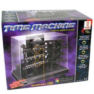 Time Machine Kinetic Motion Clock  Clocks  InnovaToys