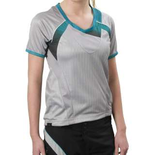 Oakley Womens Verse Mountain Bike Jersey   FREE SHIPPING at Altrec