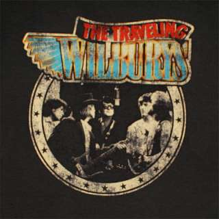 TRAVELING WILBURYS Session TShirt for only £ 15.96 at