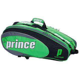 Prince 10 Tour Team 12 Pack Tennis Bag  Fitness & Sports Racquet