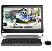 HP TouchSmart 520 Desktop Intel Core I5 2400S, 1TB, 23   Sams Club