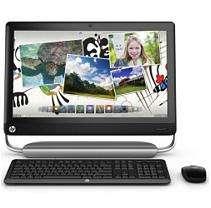 HP TouchSmart 520 Desktop Intel Core I5 2400S, 1TB, 23   Sams Club