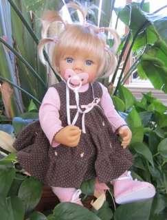 New ♥ Amy ♥ Masterpiece Doll by Doris Stannat