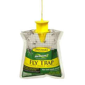 rescue disposable fly trap item 46767 model 1ftd 52 reviews submit