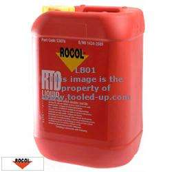 Rocol 53076 Rtd Liquid 5 Litre : Tooled Up