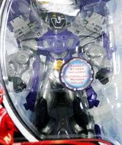 Power Rangers RPM Figure Wolf Moto Morph Ranger Loup
