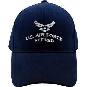 Air Force Cap U.s. Air Force Retired Cap 100% Cotton Twill
