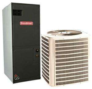Ton GMC 13 SEER R 410A Air Conditioner Split System