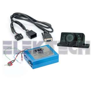 ACURA FACTORY RADIO NAVIGATION VIDEO ADAPTER W/NIGHT VISION REAR VIEW