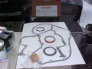 Cummins 4 6 B BT bta diesel engine TIMING COVER GASKETS