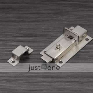 Stainless Steel Door Lock automatic Bolt Latch Barrel