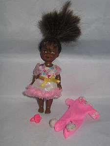 Mattel Barbie Kelly Baby Doll Figure