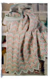 Ripple Baby Afghans Crochet Patterns Afghan Pattern