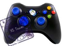 XBOX 360 RAPID FIRE MODDED CONTROLLER GEARS 3 BLACK OPS GOW 3