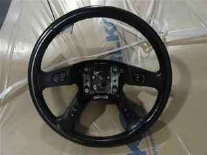 03 05 Chevrolet Silverado 1500 Leather Steering Wheel