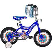 12 Micargi Kidco Boys BMX Bike, Blue