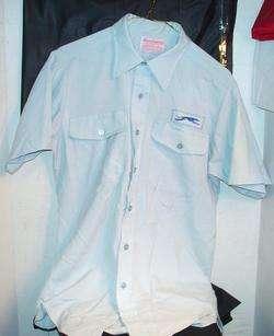 Vintage GREYHOUND BUS Driver UNIFORM Pants Shirt 3pc