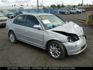 01 02 03 04 05 HONDA CIVIC MANUAL TRANSMISSION