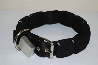 HEAVY DUTY WEIGHTED DOG COLLARS