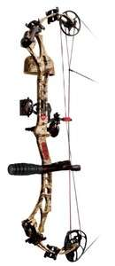 2012 PSE Bow Madness XL Compound Bow RTS Package RH 60#   Free Primos