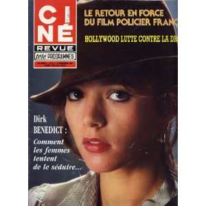 Cine Revue (French Movie & TV Magazine), Nov 1981 Single