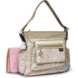 Chelsea & Main   Flap Pocket Diaper Bag Gear