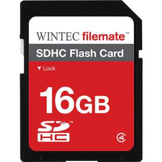 Wintec FileMate 61GB SDHC Secure Flash Memory Card ?
