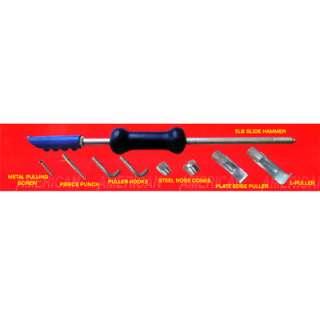 Professional Dent Removal Dent Repair Tools Dent Fix Kit Car Dent