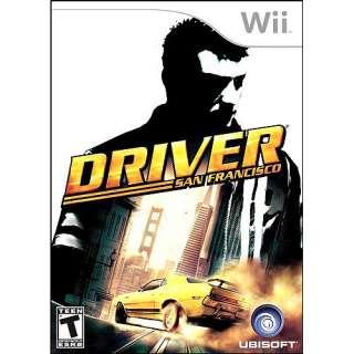 Driver San Francisco Game, San Francisco Wii Game, Nintendo Wii Game
