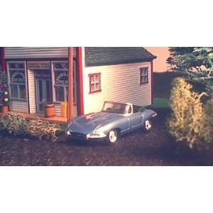 1/64 1961 Jaguar E Type Diecast Car HIGH Quality