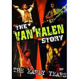 Alex Van Halen, Edward Van Halen, Jose Bugarin, Tim Roche, Mark