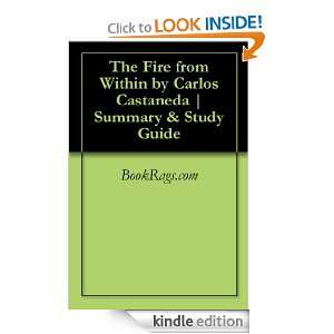 The Fire from Within by Carlos Castaneda  Summary & Study Guide