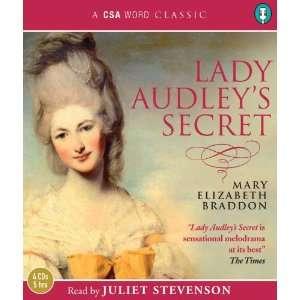 ) (9781934997550): Mary Elizabeth Braddon, Juliet Stevenson: Books