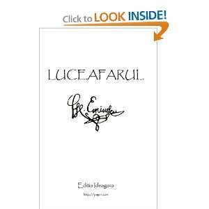 Romane (Romanian Edition) (9781440440793): Mihai Eminescu: Books