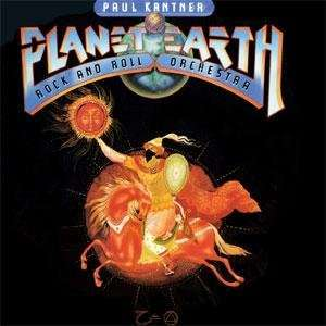 Planet Earth Rock And Roll Orchestra: Paul Kantner: Music