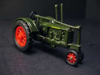HARRIS #F 2 CHALLENGER TOY TRACTOR Farm Ertl USA Mini 0816G