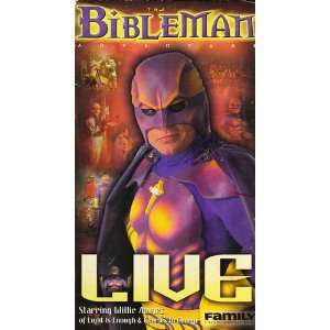 The Bibleman Adventure LIVE Willie Aames Movies & TV